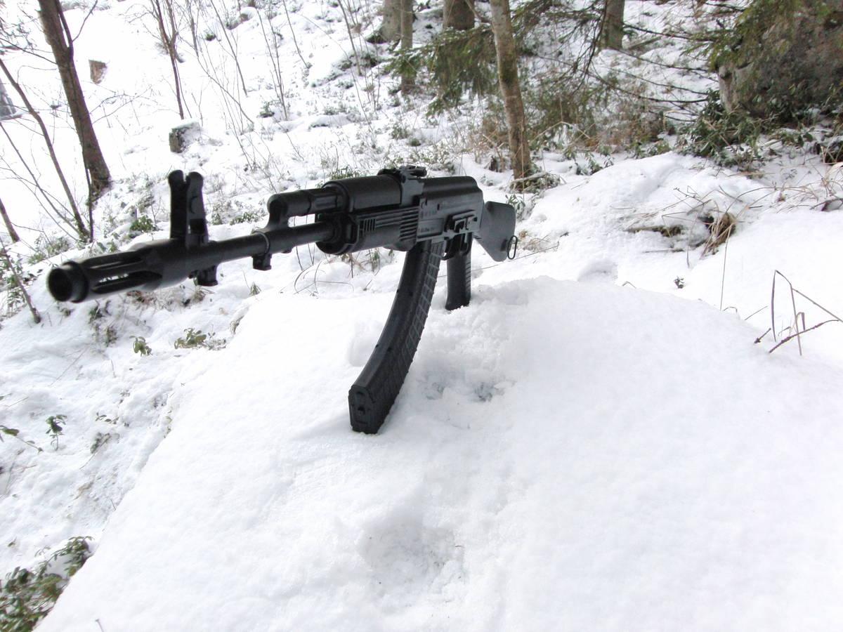 Arsenal SAR-M1 7,62x39 Kivääri - AV-ase ja erä Oy verkkokaupasta