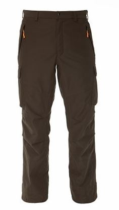 Beretta Brown Bear Pants Green - Housut - 8033854652240 - 3
