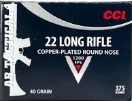 22lr CCI Tactical 300 kpl -  - 076683009562