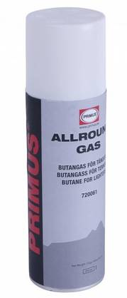 Allround Gas/Kaasupullo 290ml - Tulenteko - 7330033897142 - 1