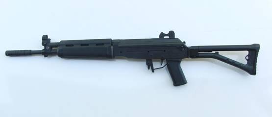 Rynnäkkökivääri Myydään