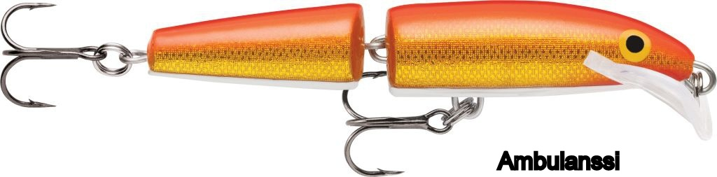 Rapala Scatter Rap Jointed 9cm Vaappu -  - 022677244983 - 3