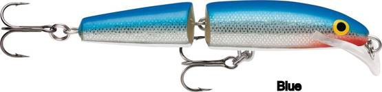 Rapala Scatter Rap Jointed 9cm Vaappu -  - 022677244983 - 1