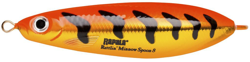 Rapala Rattlin' Minnow Spoon 16g -  - 022677233574 - 8