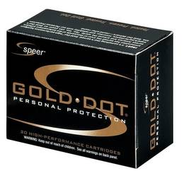CCI Gold Dot 50AE 21,0g/325gr HP 20kpl - Yli 9mm - 076683039774 - 1