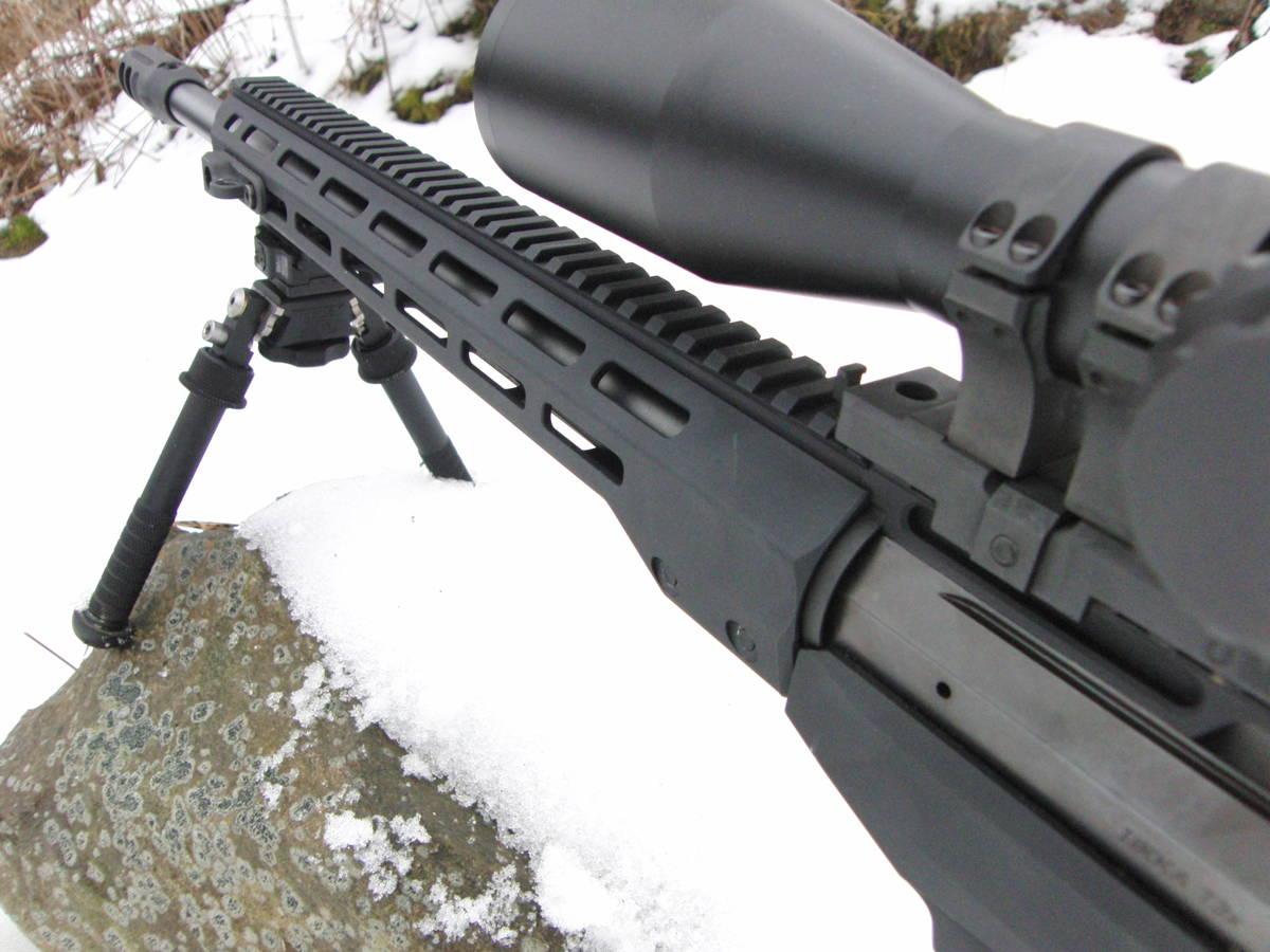 TIKKA T3X TAC A1 kivääri - AV-ase ja era Oy verkkokauppa
