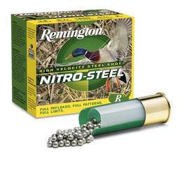 12/76 Remington Nitro Steel 35g #2 3,75mm 25kpl -  - 047700154305
