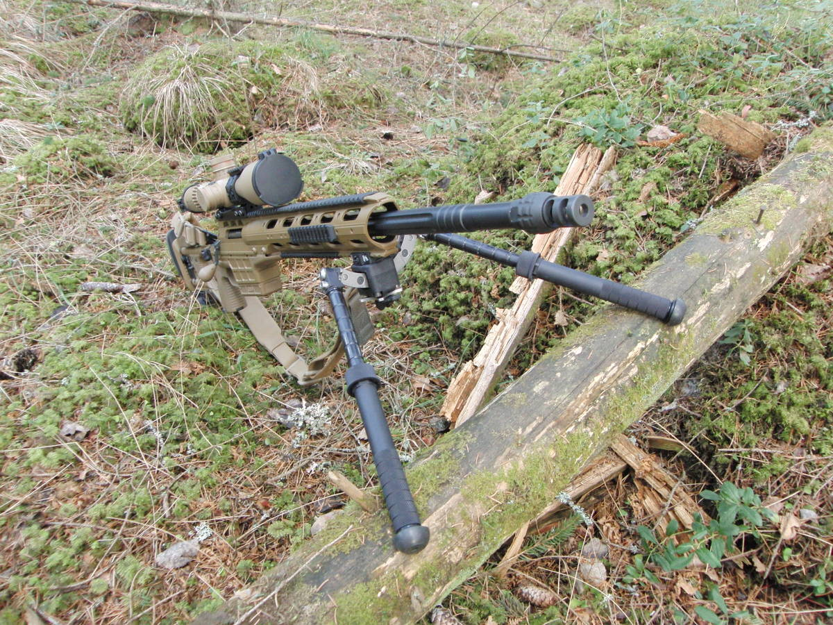 BT35-LW17 5-H Atlas Bipod - Bipodit - BT35-LW17 - 10