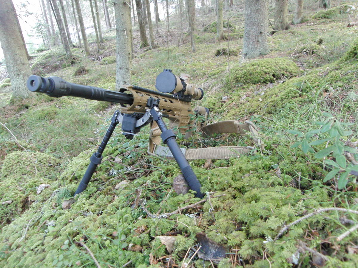 BT35-LW17 5-H Atlas Bipod - Bipodit - BT35-LW17 - 6