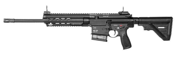 Heckler & Koch MR308 A3 .308Win -  - 024037 - 2