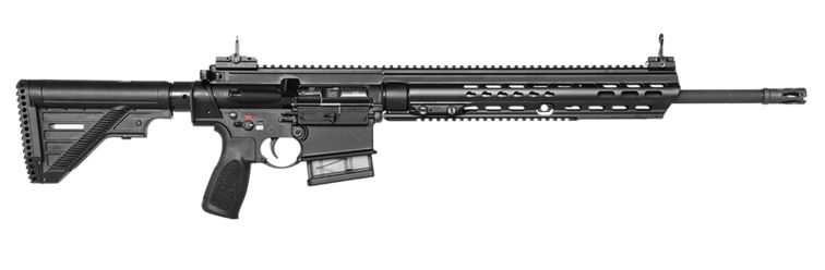 Heckler & Koch MR308 A3 .308Win -  - 024037 - 3
