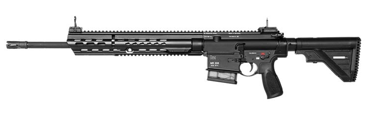 Heckler & Koch MR308 A3 .308Win -  - 024037 - 4