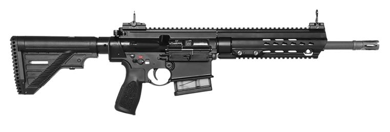 Heckler & Koch MR308 A3 .308Win -  - 024037 - 5