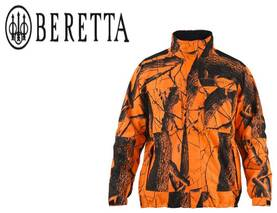 Beretta Brown Bear Jacket Orange Camo - Takit - 8033854658167 - 2