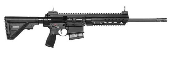 Heckler & Koch MR308 A3 .308Win -  - 024037 - 1