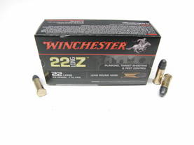 22lr WINCHESTER Long Z - Subsonic - 9322022000228 - 1