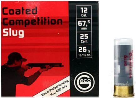 12/67,5 GECO Coated Competition Slug -  - 4000294176258 - 2