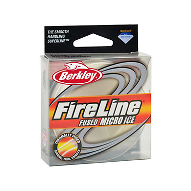 Berkley Fireline Fused Micro Ice Smoke Kuitusiima 46m -  - 028632238059 - 1