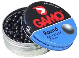 4,5mm Gamo Round n.500kpl - 4,5mm - 20502gamoround - 1