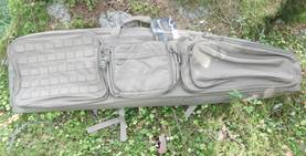 Eberlestock Tactical Sako  Rifle Drag Bag D.Earth - Asepussit - EB-E2SME - 1
