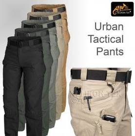 Helikon Urban Tactical Pants Gen3 DB - Housut - 4404helikonutpDBs - 1