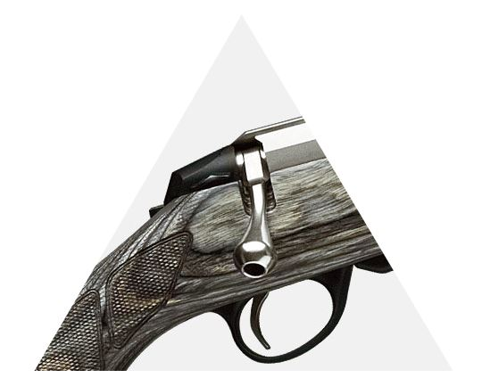 Tikka T3x Laminated Stainless kivääri