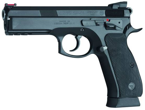 CZ 75 SP-01 Shadow 9mm Pistooli -  - 0424-0734-ADASRBX - 4